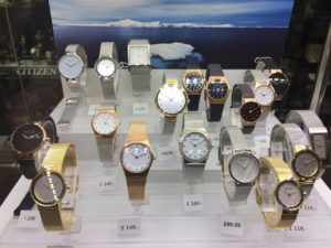 Berring Citizen Watches Forbes Jewellers